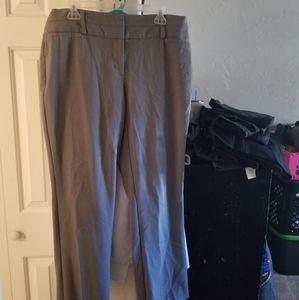 Maurices 11/12 short grey slacks